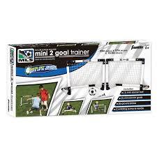 amazon com franklin sports mls mini insta indoor soccer set