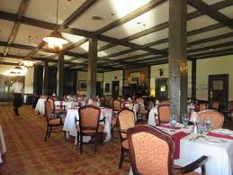 Roosevelt Lodge Dining Room by Callaway Gardens In Pine Mountain Ga