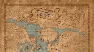 Map Wallpaper Witcher World Map 822999 Walldevil