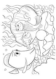 printable finding nemo coloring pages coloringstar