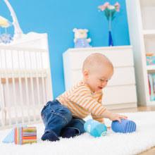 tapis pour chambre garcon quel tapis pour une chambre de bébé