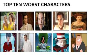 Lost Memes Tv - my top 10 worst characters meme by normanjokerwise on deviantart