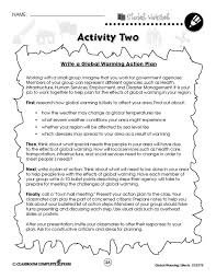 Global Warming Worksheet Best 25 Global Warming Project Ideas On Global