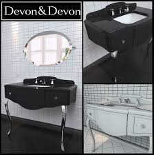 Bathroom Console 3d Model Washbasin Devon And Devon Console Miami