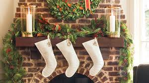How Long Does Disney Keep Christmas Decorations Up - christmas mantel decorating ideas southern living