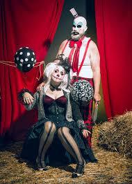 captain spaulding costume mlle chèvre cirque macabre beauty captain spaulding