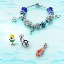 sterling silver charm bead bracelet images Pandora compatible charm bracelet beads unique bracelet charms jpg