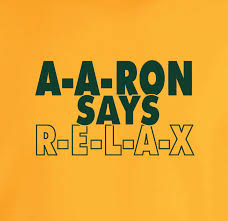 Green Bay Packer Flag Aaron Says Relax U2013 Green Bay Packers