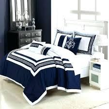 Navy Blue Bedding Set Navy Blue Comforter Set Royal Blue Bedding Set Silk Fitted Bed