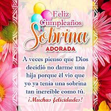 imagenes bellas de cumpleaños para mi sobrina 91 best tarjetas de cumpleaños sobrina images on pinterest happy b