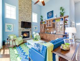 Echelon Interiors Coastal Blue U0026 Green Interior Design Ideas By Echelon Completely