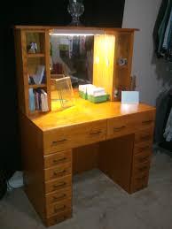 broadway lighted vanity makeup desk furniture beautiful design of makeup desk with lights offers