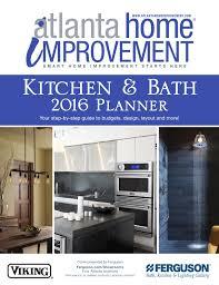 1216 kitchen and bath planner by my home improvement magazine issuu