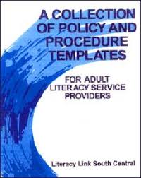 a collection of policy and procedure templates