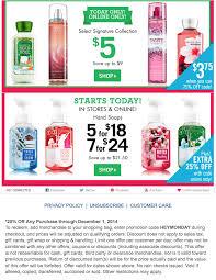 bath and body works black friday coupons bath u0026 body works cyber monday 2017 sale blacker friday