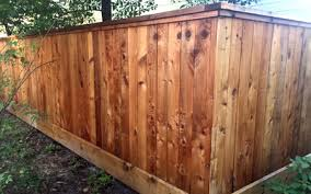 houston wood fencing western