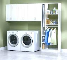 washer and dryer cabinets built in washer dryer cabinets inoweb info