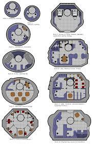 spaceship floor plan spaceships