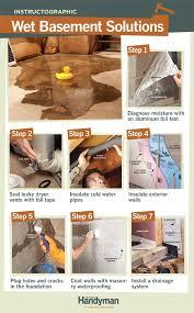 How To Dry Flooded Basement by Best 25 Wet Basement Ideas On Pinterest Wet Basement Solutions