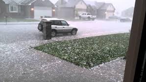 toyota billings hail storm in billings montana 5 18 2014 youtube