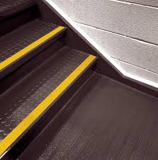 rubber stair treads 100 non slip stair strips chinese cheap