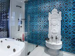 eclectic bathroom ideas eclectic blue bathroom design ideas u0026 pictures zillow digs zillow