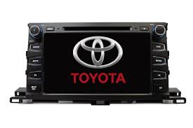 toyota highlander 2015 toyota highlander 2015 2017 m series navigation multimedia