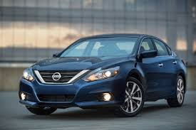 2016 nissan altima sl test drive bows with revised styling and
