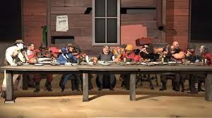 Last Supper Meme - video games the last supper video game memes pokémon go
