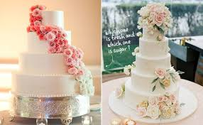 wedding flowers quiz fresh or sugar wedding cake flower quiz see the photos