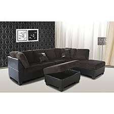 Sofa With Ottoman by Sectional Sofas Sectional Couches Sears