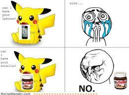 Meme Face Collection - no face meme pikachu nutella humor that i love pinterest