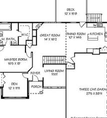 one story open house plans open floor house plans one story small single story open floor