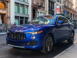 New Maserati Suv Hitting Market Business Insider