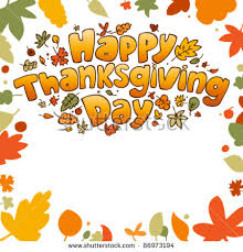 happy thanksgiving day card stock vector 86973194