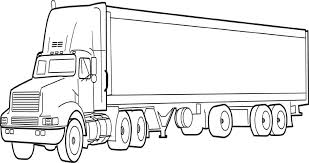 jet truck coloring page 40 free printable truck coloring pages download http procoloring
