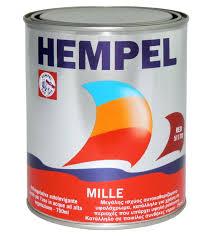 hempel antifouling mille lt 0 75 red code 456col015