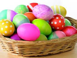 easter egg basket diy easter egg basket from newspaper
