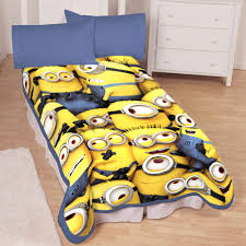 Minion Desk Accessories by Universal Studios Minions Little Yellow Buddies Twin Blanket Bed