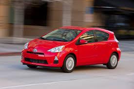 2012 toyota prius c car spondent