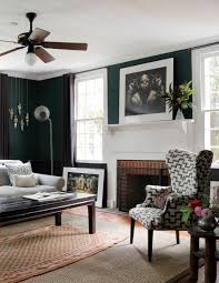 Rich Living Room by House Tour A Cozy Collected And Personal Plantation Home