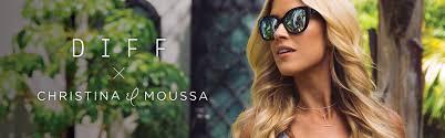 christina el moussa ruby cat eye sunglasses u2013 diff eyewear