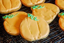 Halloween Pumpkin Sugar Cookies - cut out sugar cookies u2013 brown butter and biscuits