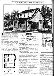 Craftsman Home Plans With Pictures Sears Craftsman Home Plans 6999