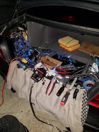 oem sound system upgrade need wiring diagram pics many search
