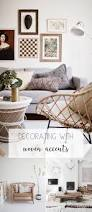 decorating with woven accents funky junk repurposing and bamboo