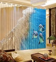 online get cheap 3d beach curtains aliexpress com alibaba group