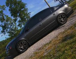 nissan altima 2005 black painted ser wheels avic d3 black stillen intake nissan forums