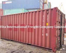 shenzhen new and used shipping containers dry containers for sale