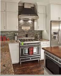 Kitchen Backsplash Stone by Natural Stacked Stone Backsplash Made With Norstone Series